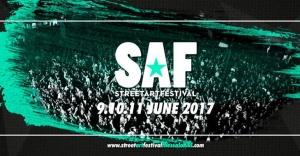SAF: Street Art Festival Thessaloniki 2017