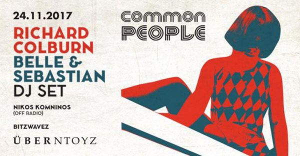 Common People w/ Belle and Sebastian's Richard Colburn